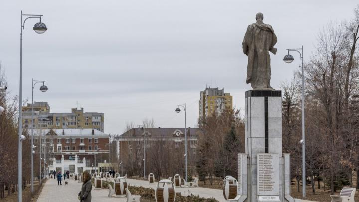Администрация Волгограда ищет подрядчика на ремонт братской могилы защитников Сталинграда