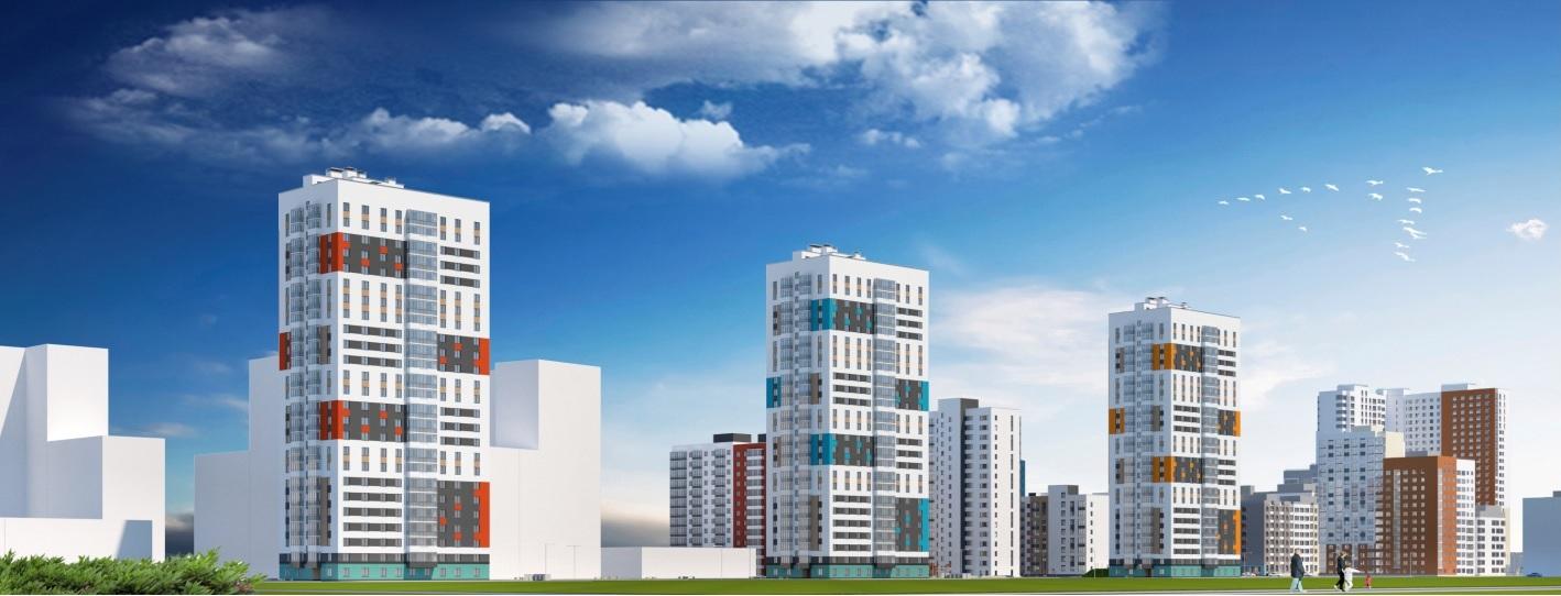 Сейчас в строящихся домах ЖК «Меридиан» можно приобрести квартиру от 1,8 миллиона рублей