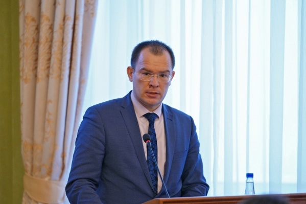 Кучарбаев занимал должность главы Минстроя с осени прошлого года