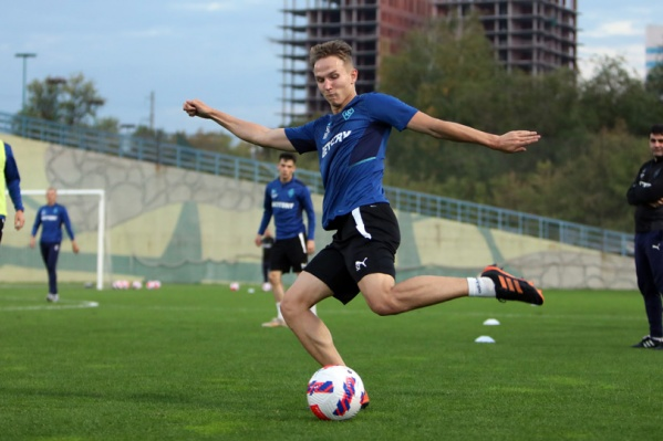 Сейчас команда готовится к матчу с «Ростовом»