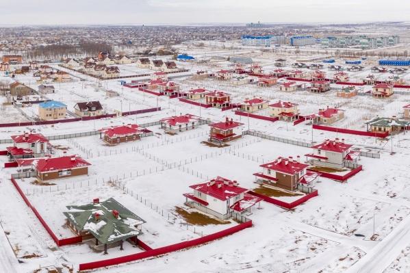 За счет средств компании в Котельниково «выросли» новые жилые районы