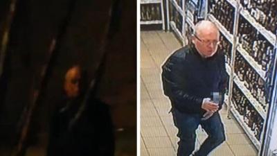 В Архангельске гуляет извращенец — его сняли на видео. Теперь полиция ищет мужчину, очень похожего на него