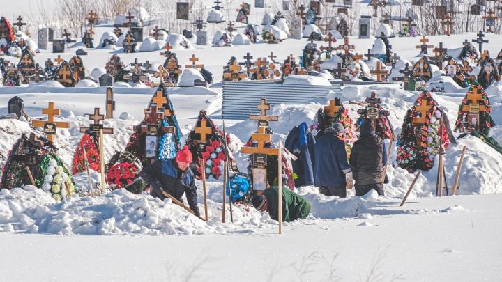 В 2022 году в Перми откроют кладбище «Восточное»