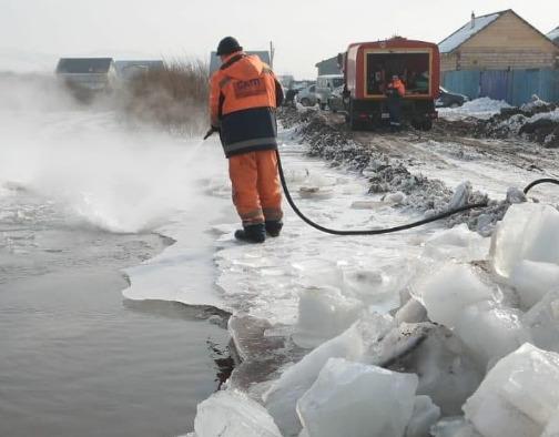 Воды будет много: как в Красноярске и крае готовятся к паводкам