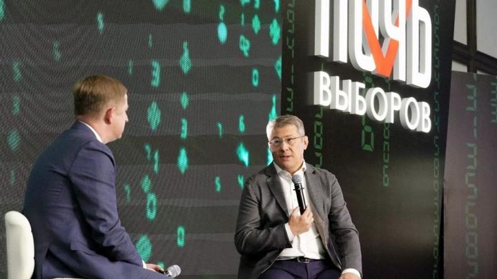 В Башкирии посчитали не все бюллетени, но Хабиров уже поздравил депутата с назначением