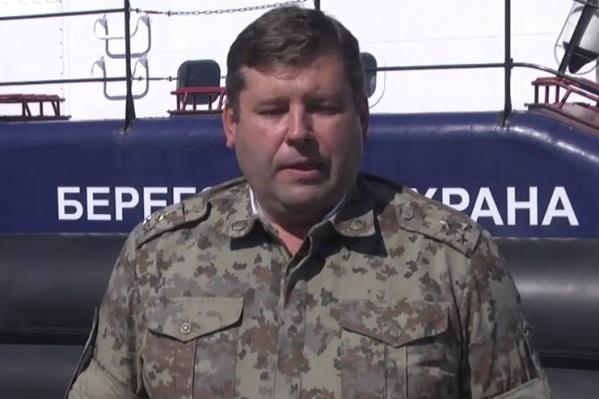 До переезда в Новосибирск Алексей Знаменский занимал пост руководителя погрануправления по Республике Крым
