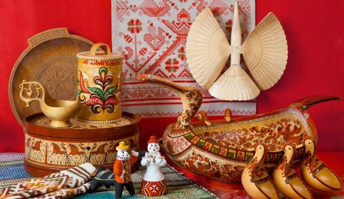 Традиции Севера с налетом современности: уже 50 с лишним лет в Поморье возрождают народные промыслы