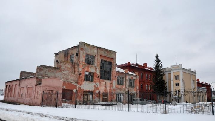 Бывшую электростанцию у «Омской крепости» хотят превратить в развлекательный комплекс