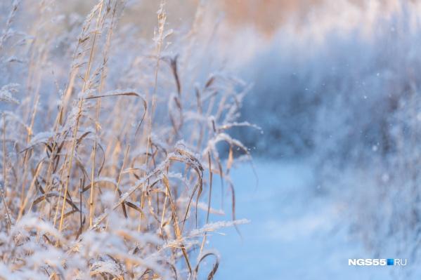 Холода отступят уже завтра