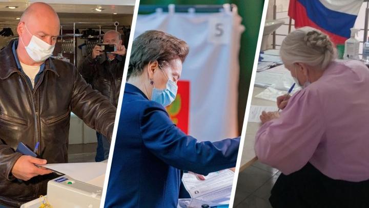 Летчики, чиновники, бизнесмены и 90-летние бабушки. Рассказываем, кто уже проголосовал на выборах в Югре