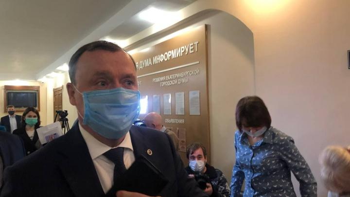 «Много снега — хорошо для урожая». Кандидат на пост мэра Екатеринбурга Алексей Орлов рассказал о своей программе