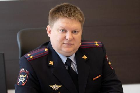 В Свердловской области назначили главного гаишника. Раньше он работал с начальником полиции региона