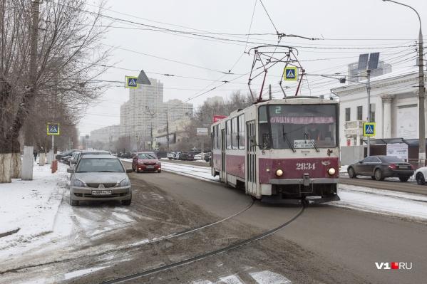 В транспортной блокаде оказались жители Дзержинского района