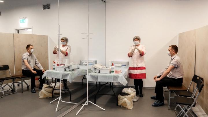 Колонка дорожного корреспондента NN.RU: быстрый способ сделать прививку от ковида