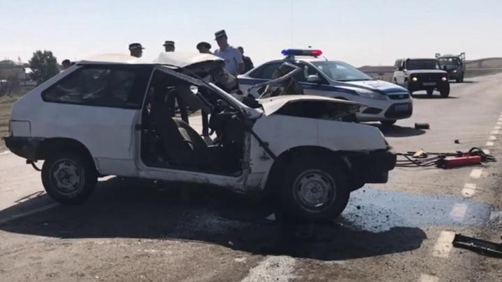 В Башкирии в ДТП с «Газелью» скончался 19-летний водитель