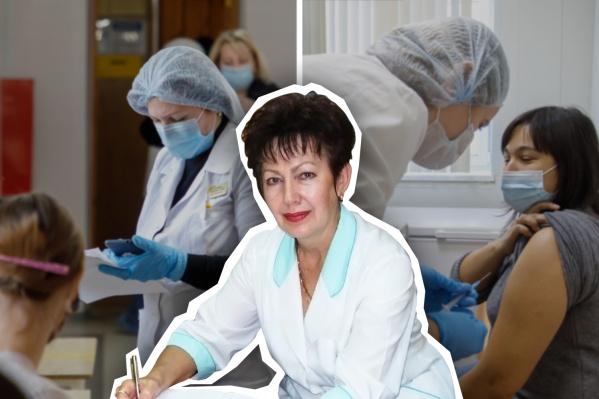 Прививка от COVID-19: кому ее можно делать, кому нельзя и какие последствия могут быть, — рассказывает профессор Любовь Крамарь