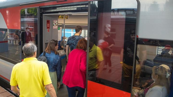 В Минтрансе подсчитали, во сколько обойдется бюджету скоростной поезд «Ласточка»