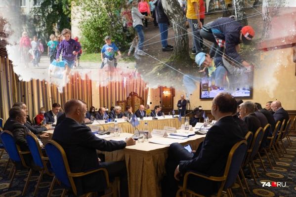 Более 100 миллионов рублей потеряли в прошлом году предприятия региона из-за простоя детских лагерей