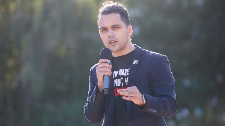Координатора волгоградского штаба Навального арестовали на 25 суток