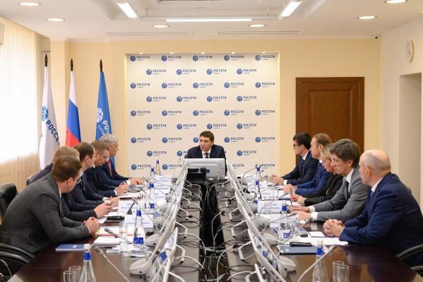 Глава ПАО «Россети» Андрей Рюмин отметил постепенное восстановление экономической активности в Сибирском макрорегионе
