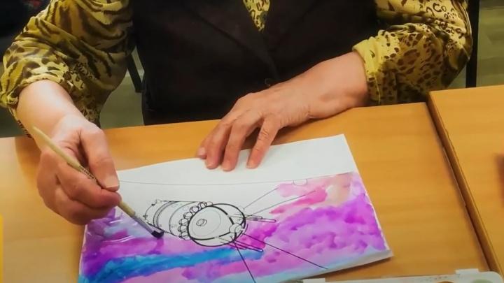 В Перми по рисункам людей с особенностями здоровья создадут компьютерную игру