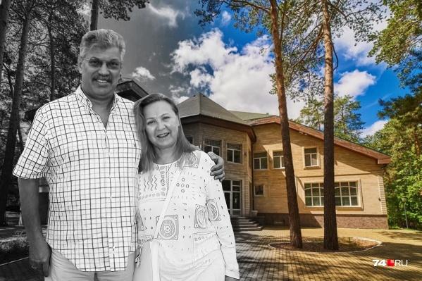 Вячеслав и Татьяна Серёдкины прожили душа в душу 20 лет. Супругов убили в их особняке в Каштаке