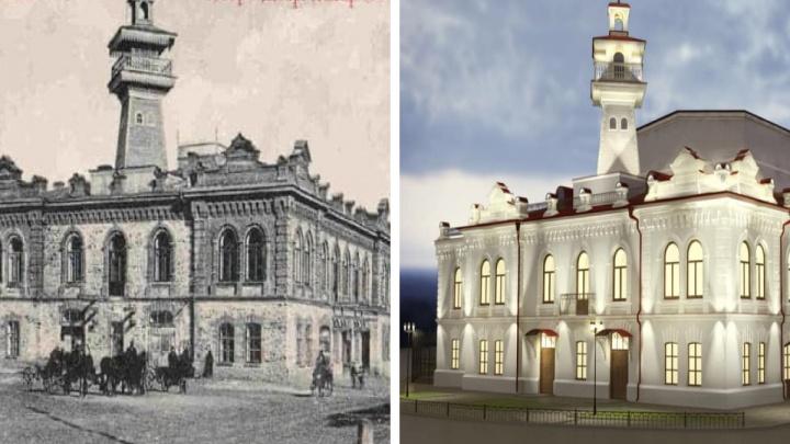 Столетний драмтеатр реконструируют за 670 миллионов рублей в Минусинске