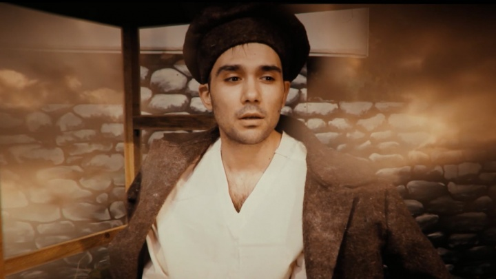 Актер из «Реальных пацанов» Александр Килин, осужденный на 18 лет за убийство, сыграл Раскольникова в колонии. Видео премьеры