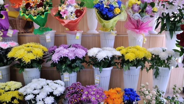 В Екатеринбурге мошенники обманывают продавцов цветочных магазинов с помощью поддельных чеков Сбербанка