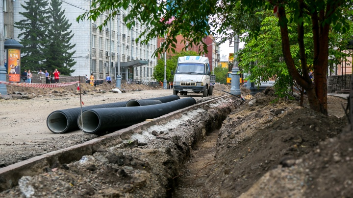 В мэрии ищут проектировщика новой системы ливневок для Красноярска