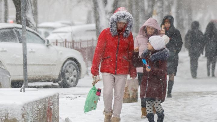 Ишь ты, Масленица: проводы зимы в Волгограде пройдут подзалпы снежныхзарядов