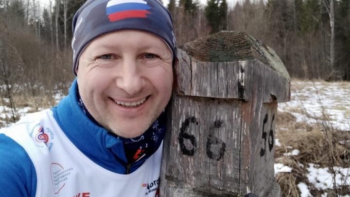 Москвич посетит Курганскую область и пройдет по ней 620 километров