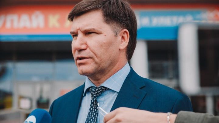Почти свободный человек. Тюменского генерала Алтынова отпустили из-под домашнего ареста
