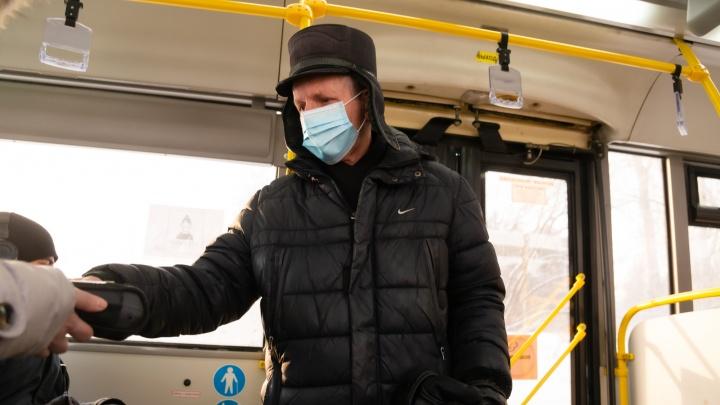 С марта в Архангельске введут проездные для 16 автобусных маршрутов