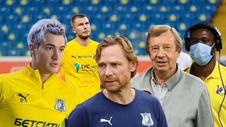 Поменяли тренера и лишились Норманна: итоги летнего трансферного окна для «Ростова»