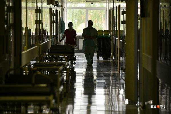 """Девочку лечат в областной детской клинической <nobr class=""""_"""">больнице №1</nobr>"""
