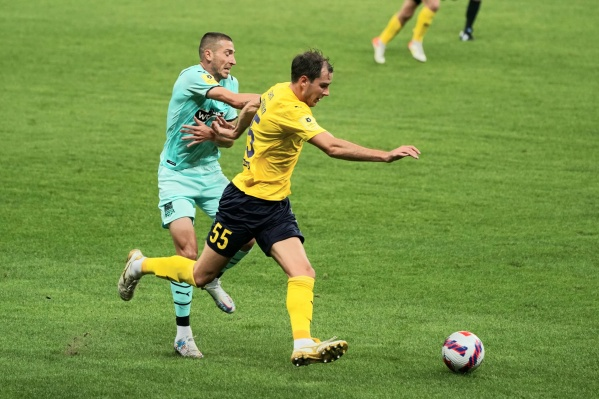 «Ростов» пропустил гол, играя в большинстве