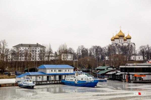 Оказывается, в Ярославле необоснованно запрещено строить заправки в водоохранной зоне