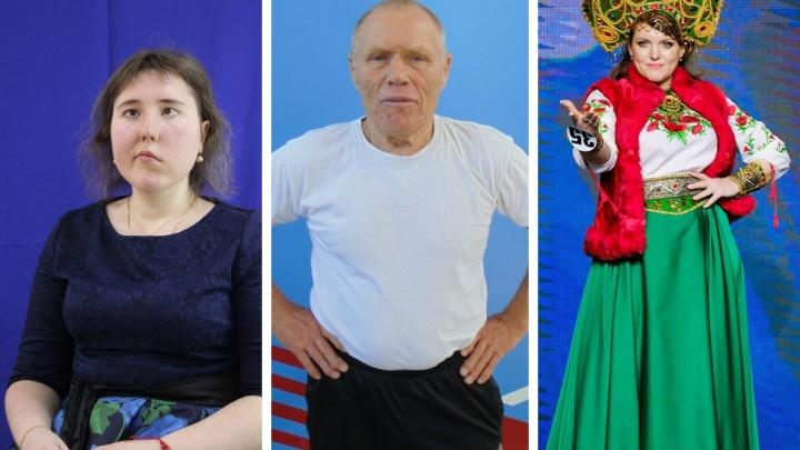 Полуслепая девушка, 80-летний физрук и тяжелоатлетка с тремя детьми: топ необычных учителей края
