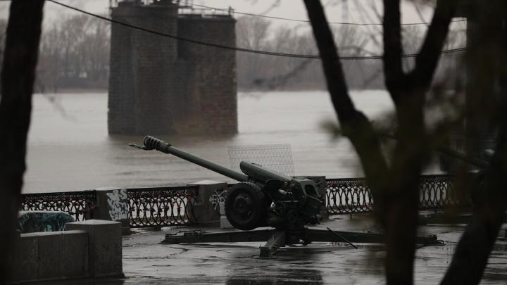 Что громыхало в Новосибирске? Публикуем фото с источником звука