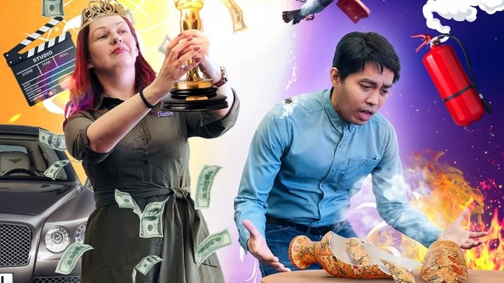 Как Бузова стала популярной, а Агилера пережила буллинг: сибирячка и филиппинец обсудили истории успеха