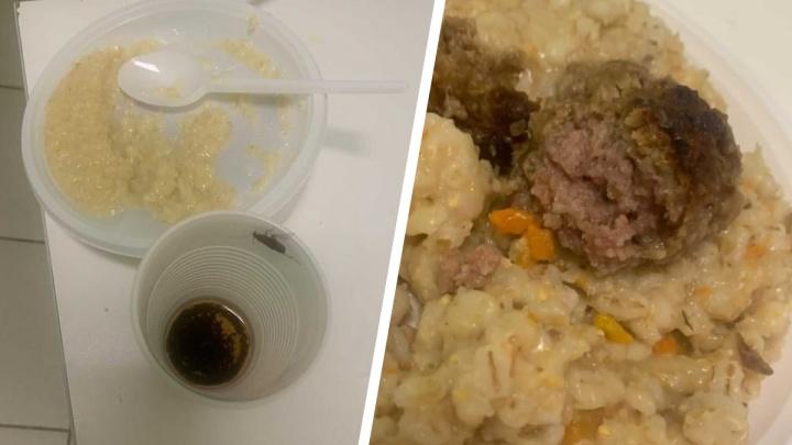 В одной из екатеринбургских больниц проведут проверку из-за жалоб пациентов на тараканов в еде