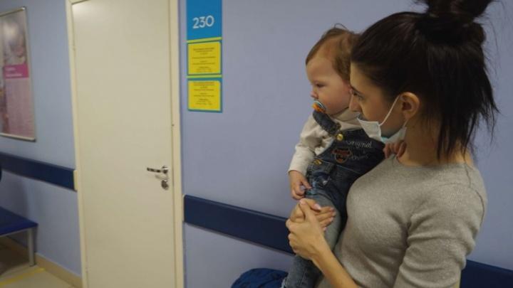 В Самаре отреставрировали детское отделение Самарской медсанчасти №5