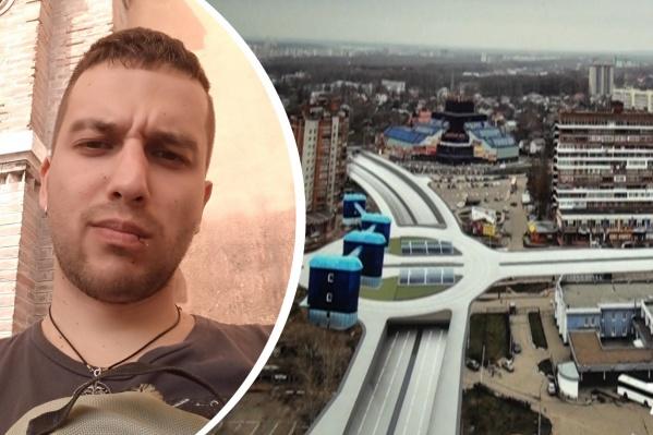 Денис Харитонов уверен, что никакой Карабулинской развязки в Ярославле не построят