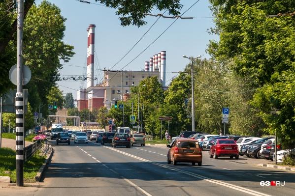 По Волжскому проспекту нельзя будет проехать на участке от Вилоновской до Лесной