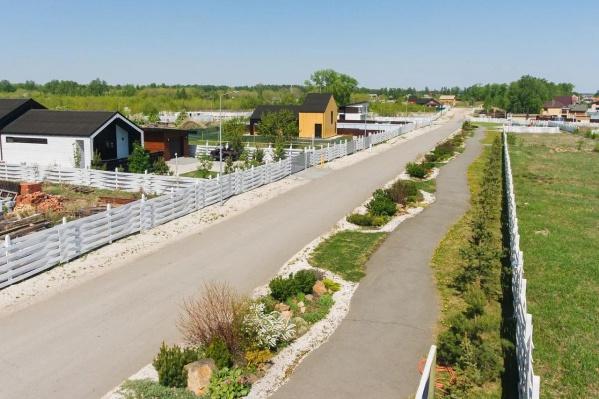 В «Фантастике» открыли квартал, где можно купить земельный участок от 716 000 рублей