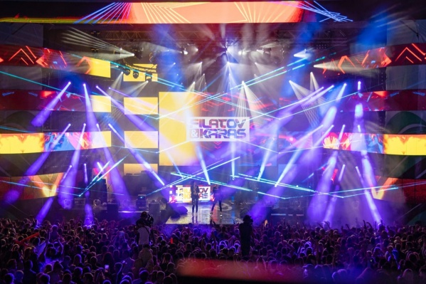 Их выступления — это не только электронная музыка, но и эффектное шоу