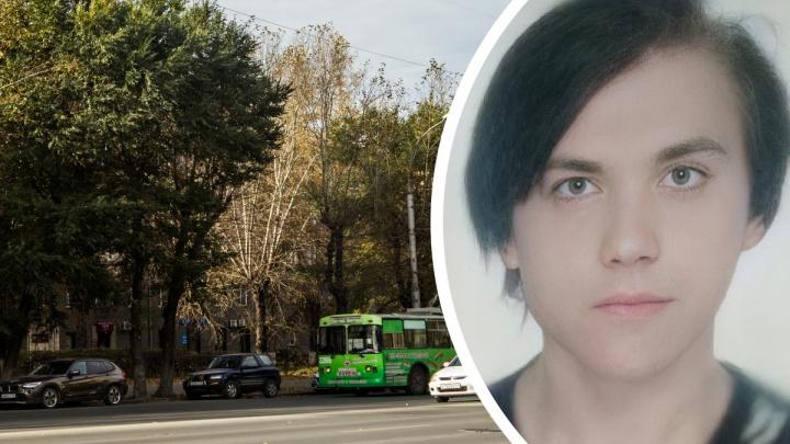 В Новосибирске пропал 21-летний парень — он не вышел на работу и у него недоступен телефон