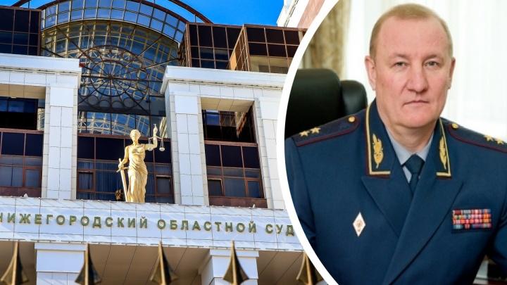 Нижегородскую ГУФСИН возглавит генерал-лейтенант Виктор Брант