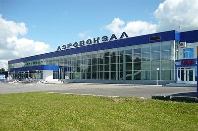 Мэр Новокузнецка рассказал о проекте строительства нового терминала аэропорта